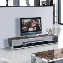 现代简约 大理石电视柜 钢化玻璃新款时尚电视柜地柜 特价TV02 价格:1180.00