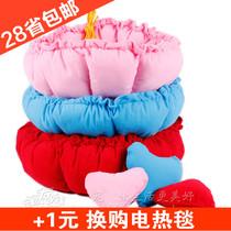 *全国28省包邮 花瓣圆窝狗窝猫窝 可拆洗宠物绒垫抽绳窝宠物用品 价格:18.80