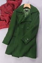 田原家 手工双面呢大衣 羊毛呢外套 价格:189.00