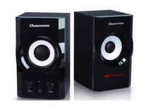 傲森Q-07音响 电脑木质音箱USB2.0多媒体音响 台式机笔记本通用 价格:49.00