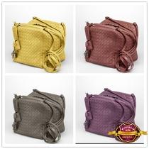 包关税 正品代购BOTTEGA VENETA/BV  羊皮编织单肩女包 专柜小票 价格:14200.00