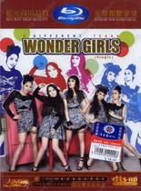 WONDER GIRLS 2DVD 正版高清MV车载DVD Nobody/Tell Me/So Hot 价格:25.00