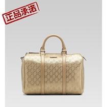 海外代购正品 欧洲站2013新款GUCCI女包包波士顿手提圆筒包193603 价格:1380.00