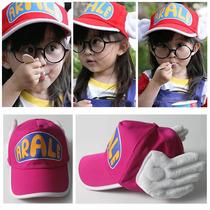 卡通阿拉蕾帽 可爱女孩帽子 表演道具休闲可爱帽 价格:18.00