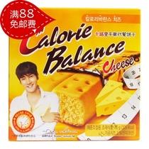 秒杀韩国进口零食 海太低脂肪 低卡路里饼干奶酪味减肥代餐饱腹76 价格:6.00
