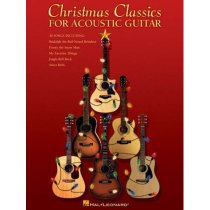 Christmas Classics for Acoustic Guitar/Hal Leonard Publishin 价格:102.96