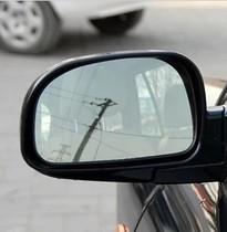 清华华仕大视野白镜蓝镜防眩目倒车镜 华泰圣达菲后视镜卡托型 价格:15.00