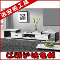 宜家电视柜现代简约 时尚 特价伸缩电视柜 液晶电视机柜 视听柜 价格:195.00