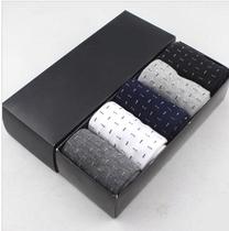 包邮5双装 秋冬季款袜子 男士商务休闲中筒袜 男人袜 纯棉 秒杀 价格:29.00