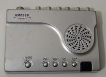 佳的美   RF转 av视频转换器   电视增频器 高频头 gm2868转换盒 价格:50.00