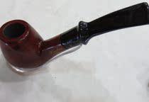 包邮英国正品xinkai xk-098红檀木长烟斗 长颈 烟斗 父亲节礼品 价格:198.00
