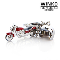 包邮WINKO摩托车汽车钥匙扣 男士钥匙扣 创意钥匙链情侣生日礼物 价格:49.00