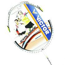 送胜利线 羽毛球拍 全碳素 正品单拍VICTOR/胜利6550 敏锐控球 价格:169.00