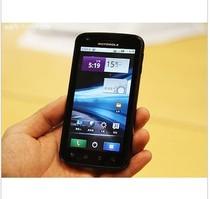 二手Motorola/摩托罗拉 ME860/MB860 双核安卓系统手机送保护壳 价格:310.00