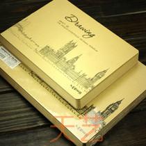 (包邮)《永恒之城》素描本 涂鸦本 手绘本 速写本  10款选 价格:18.00