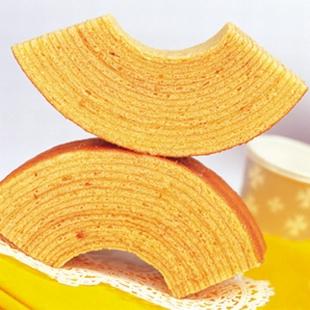 零食*日本丸金 100%北海道牛乳厚切年轮蛋糕 绵软280G(1156) 价格:28.00