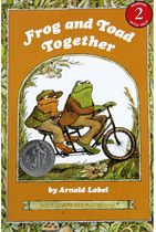 汪培�E 第三阶段An I Can Read :Frog and Toad Together 价格:18.20
