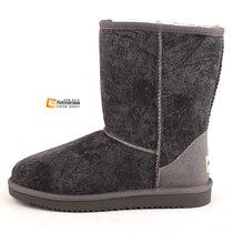 隆丰正品专柜验货 cozy 欧罗娜羊毛皮毛一体女中筒雪地靴62062 价格:298.74