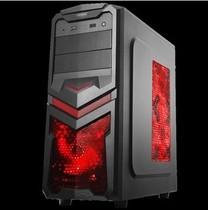 至睿V2机箱USB3.0 猛禽机箱ATX黑化箱F22战斗机面板防尘 价格:105.00