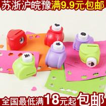 日韩时尚 创意文具 欢乐DIY 超可爱 迷你 压花器 印花器机超多款 价格:3.04
