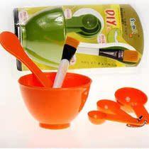 9131  4IN1四合一美容套装面膜碗/棒/刷/量勺(无毒材料) 价格:3.50