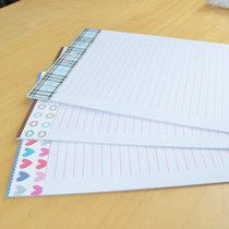 格子信纸 文稿纸 练字纸 3本装 价格:2.95