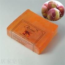 泰国进口纯天然桃子精油皂精品手工皂洁面香皂肥皂祛汗斑去花斑癣 价格:67.20
