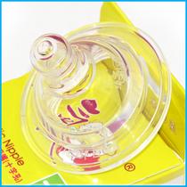 包邮原装小淘气奶嘴 柔软母乳实感十字孔 宽口径SML奶嘴标准口径 价格:6.50