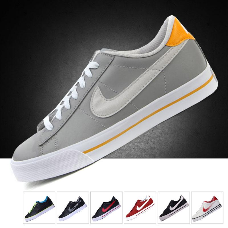 耐克男鞋2013新款正品 nike板鞋男式开拓者低帮潮 休闲鞋男318333 价格:188.00