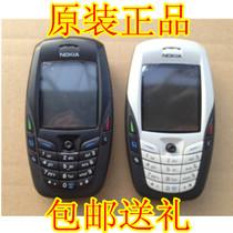 正品包邮Nokia/诺基亚 6600原装直板智能手机 经典肥六 后台QQ 价格:50.00