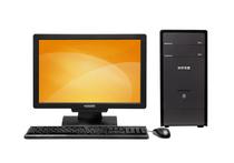 """神舟新瑞E40 D2台式机电脑 标配20""""液晶 〓正品行货 全国联保〓 价格:2669.00"""