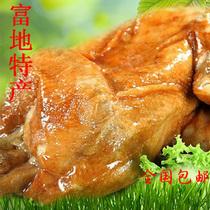 【天天特价】扒鸡德州扒鸡600g鲜鸡肉德盛斋扒鸡包邮赠小酸枣 价格:25.80
