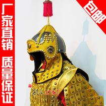 黄金甲将军服 周杰伦盔甲 古装影视盔甲演出服影视戏剧服装铠甲 价格:750.00