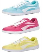 李宁休闲鞋女运动鞋正品特价李宁运动鞋李宁滑板女板鞋ALCH044 价格:120.00