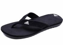 射手无敌 正品adidas Calo Lea M男子夏季牛皮人字拖凉拖鞋045658 价格:180.00