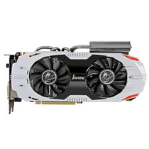 七彩虹(Colorful)iGame650Ti BOOST 烈焰战神X-2GD5 DDR5 显卡 价格:1069.00