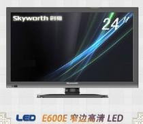 Skyworth/创维 24E600E 超薄高清 窄边LED电视 全国联保  正品 价格:1050.00