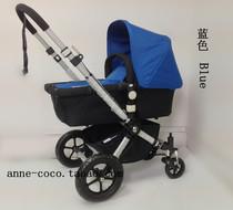 荷兰顶级四轮折叠手推婴儿童车Bugaboo Cameleon 双向婴儿手推车 价格:2100.00