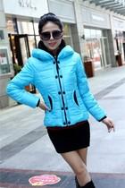 瑞心然流行女装2013新款小棉袄短款修身韩版棉衣外套女冬装正品 价格:129.00