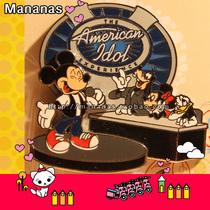 【多层精品】可于香港迪士尼乐园交换 毕业生日礼品 米奇美国偶像 价格:36.00