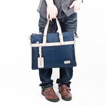 【Mr.mai】韩版公文包 上班族男包包 单肩包 斜挎包 手提包电脑包 价格:125.00