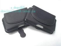 海尔 V700皮套 手机保护套 横开挂腰 磁扣腰夹 真皮牛皮包 价格:32.00