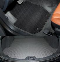 林肯MKX 专车专用皮革丝圈脚垫改装绒毛脚垫 防水尾箱后备箱垫 价格:230.00