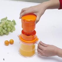 飞达三和厨房餐饮用具榨汁机宝宝简易苹果橙迷你榨果汁机器0.25 价格:10.80