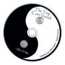 Taiji Coin Vanish & Other Mysteries by Allen Zingg DVD 价格:20.00
