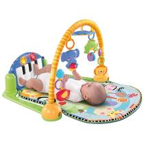 费雪玩具 套装 包邮  脚踏钢琴健身器W2621 选+摇铃牙胶组合X2923 价格:429.00