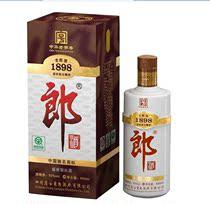 郎酒1898 53度 500ml酱香型老郎酒 正品包邮 价格:138.00