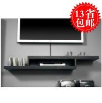 翔乐F106特价电视机顶盒架子壁架壁挂电视柜简约隔板搁板置物架 价格:47.00