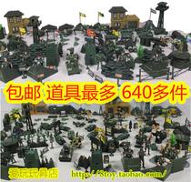 包邮礼物全球最大现代特种部队二战兵人专区玩具沙盘兵人模型套装 价格:125.00