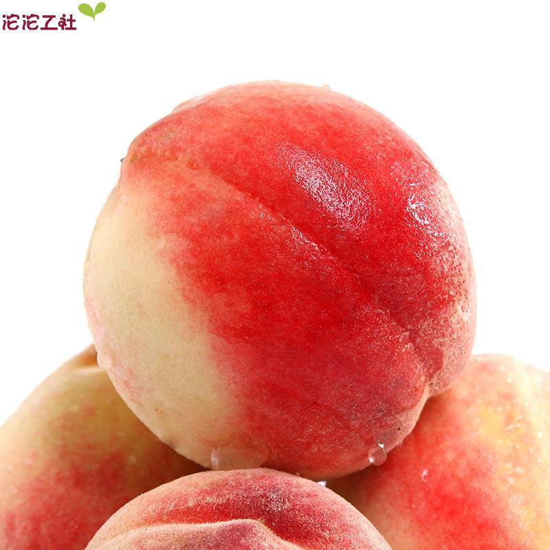 沱沱工社 平谷鲜桃 新鲜水果 桃子 约500g  限北京6环内购买 价格:3.99